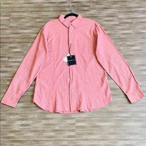 NWT John Varvatos Star Cotton Button-Down Shirt